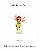 Liria27 - La hada mas fuerte