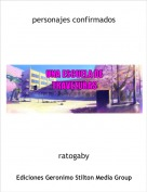 ratogaby - personajes confirmados