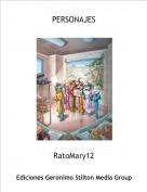 RatoMary12 - PERSONAJES