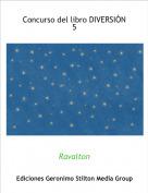 Ravalton - Concurso del libro DIVERSIÓN 5