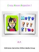 R.P. - Crazy Mouse Magazine 1