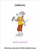 Ratita pianista - CARNAVAL