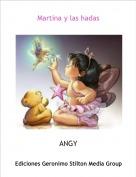 ANGY - Martina y las hadas