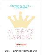 SKcool365 - ¡Ganadores de mis....CONCURSOS!