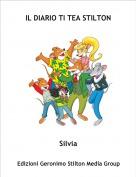 Silvia - IL DIARIO TI TEA STILTON