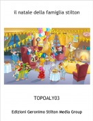 TOPOALY03 - il natale della famiglia stilton