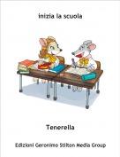 Tenerella - inizia la scuola