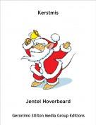 Jentel Hoverboard - Kerstmis