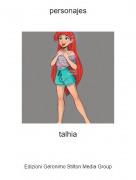 talhia - personajes