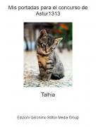 Talhia - Mis portadas para el concurso de Astur1313