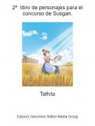 Talhita - 2ª libro de personajes para el concurso de Susgan.
