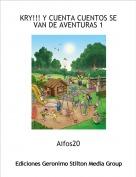 Aifos20 - KRY!!! Y CUENTA CUENTOS SE VAN DE AVENTURAS 1