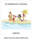 LORENZO - UN POMERIGGIO IN SPIAGGIA