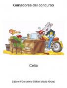 Celia - Ganadores del concurso