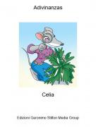 Celia - Adivinanzas