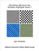 par mineste - Geronimo découvre les illusions d'optique tome 1