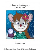 larafontina - Libro navideño para Skcool365