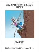CLAUDIA3 - ALLA RICERCA DEL RUBINO DI FUOCO