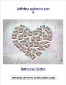 Ratolina Ratisa - Adivina quienes son6
