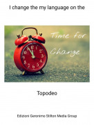 Topodeo - I change the my language on the