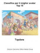 Topolene - Classifica per il miglior avatar Top 15