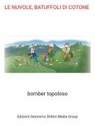 bomber topoloso - LE NUVOLE, BATUFFOLI DI COTONE