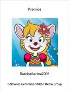 Ratobailarina2008 - Premios