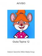 Giulia Topina 12 - AVVISO