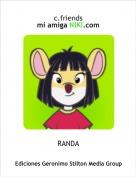 RANDA - c.friendsmi amiga NIKI.com