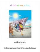 rati ratonen - el club de tea stilton