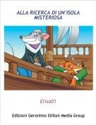 Elisa01 - ALLA RICERCA DI UN'ISOLA MISTERIOSA