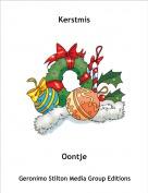 Oontje - Kerstmis
