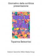 Topanna Belsorriso - Giornalino della scrittrice presentazione