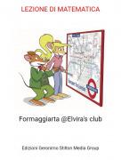 Formaggiarta @Elvira's club - LEZIONE DI MATEMATICA
