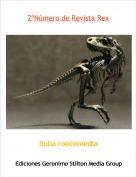 llulia roecomedia - 2ºNúmero de Revista Rex