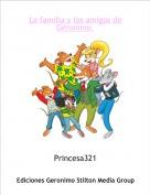 Princesa321 - La familia y los amigos de Geronimo.