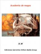 H.W - Academia de magos