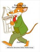 Juanito - Rato Revista Geronimo Stilton