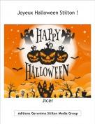 Jicer - Joyeux Halloween Stilton !
