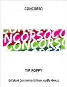 TIP POPPY - CONCORSO