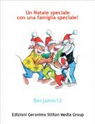Benjamin13 - Un Natale speciale con una famiglia speciale!