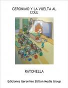 RATONELLA - GERONIMO Y LA VUELTA AL COLE