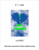 ruti3003 - 5 Y 1 MÁS