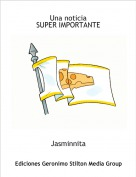 Jasminnita - Una noticia 