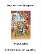 Rowen Leysner - Benjamin's verjaardagfeest