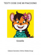 Gioielle - TEST!! COSE CHE MI PIACCIONO
