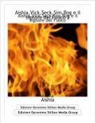 Aishia - Aishia,Vick,Seck,Sim,Bog e il signore del Fuoco 2