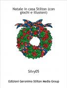 Silvy05 - Natale in casa Stilton (con giochi e illusioni)