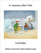 Lorentopo - In vacanza a New York
