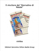 """ninfea - Il vincitore del """"Giornalino di Natale"""""""